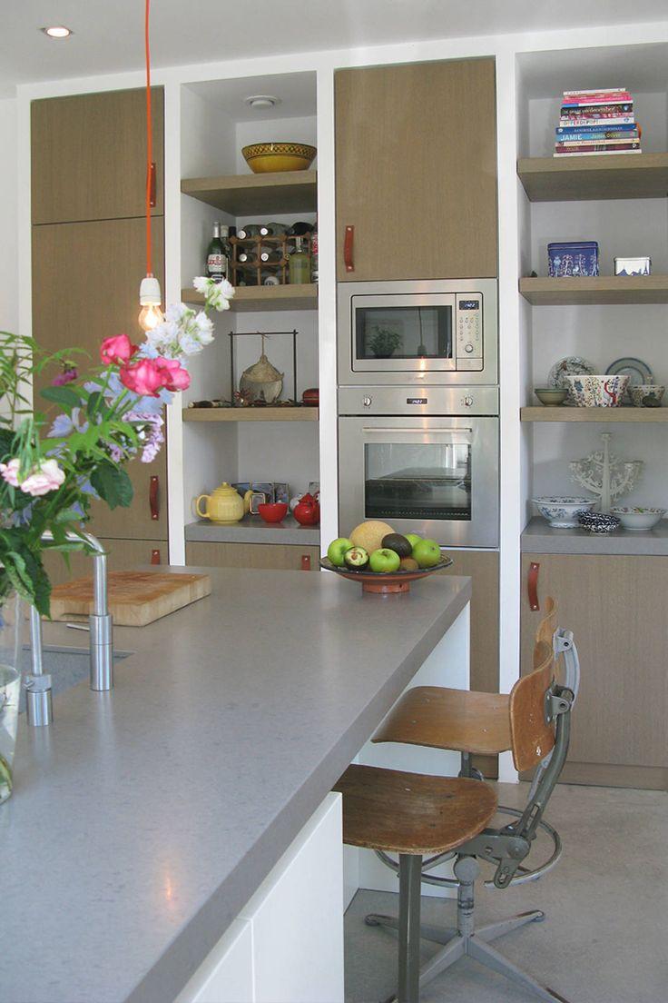keuken kastenwand : by Boks architectuur