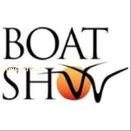 Houston Boat Show  exhibition logo