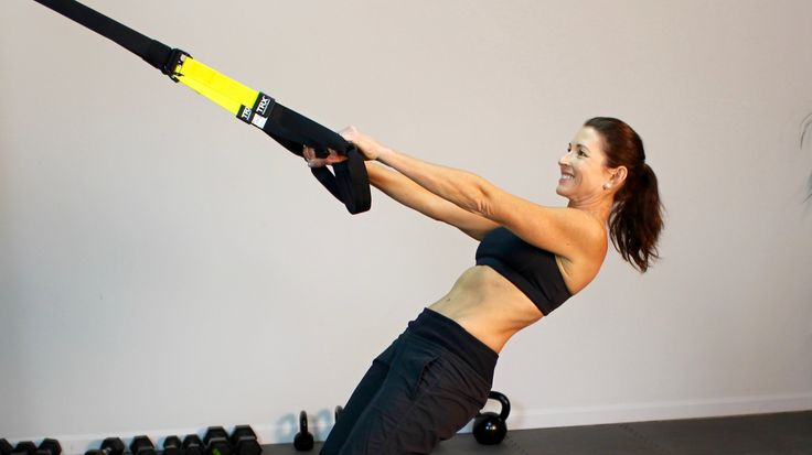 TRX Fullbody #5 - Get YOUR Legs RIPPED, Arms and Core Strength Training