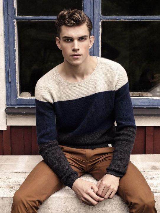 Модные мужские прически и стрижки 2014 (фото)