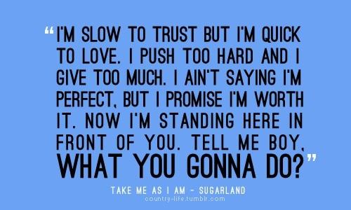 sugarland lyrics words-words-words