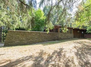 For sale: $965,000. Secluded on a knoll of Norway Spruce, atop eight acres, Frank Lloyd Wright associate Aaron Resnick's Mid-Century Modern (MCM) design is a classic example of organic Usonian architecture. Wright used the term USONIA as an acronym for United States of North America to define a new American architecture for the twentieth century. Resnick was one of the principal architects and first residents of Wright's 100-acre Utopian community in Pleasantville, New York known thro...