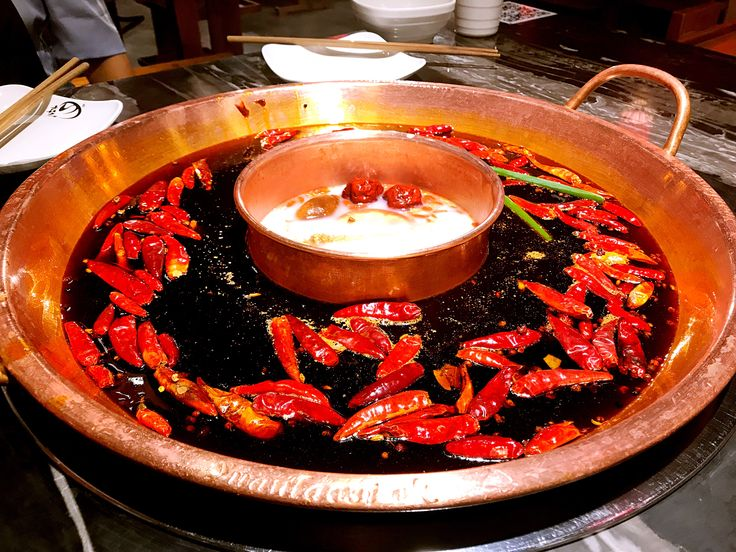 Traditional Hot Pot.