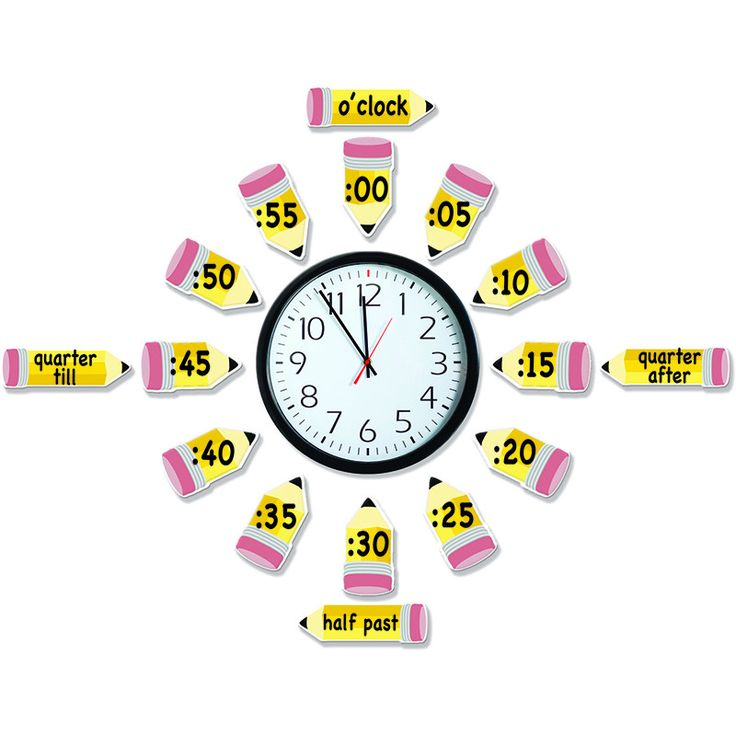 DIY with your classroom clock!