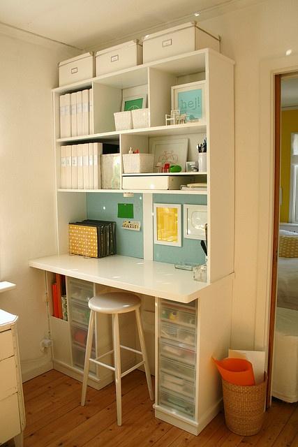 Craft Corner by Chez Larsson, via Flickr (Larsson C, 2009)
