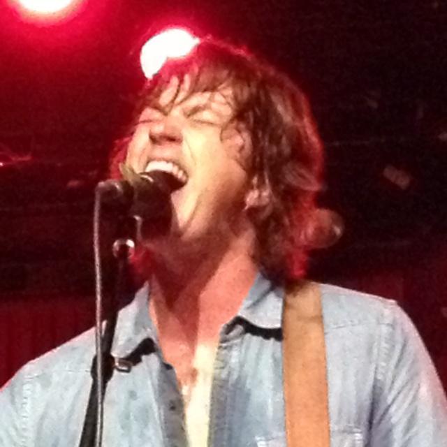 Rhett Miller at the Mercy Lounge, Nashville 5/15/12