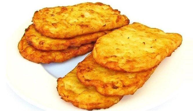 Sajtos-krumplis lapocska recept