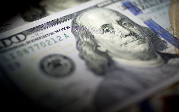 The Dow Jones Industrial Average surged more than 300 points and the dollar rebounded as jobs data reinforced optimism that the economy is robust enough to withstand higher interest rates. http://bloom.bg/1Q5sRi9
