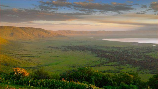Ngorogoro Crater, Tanzania