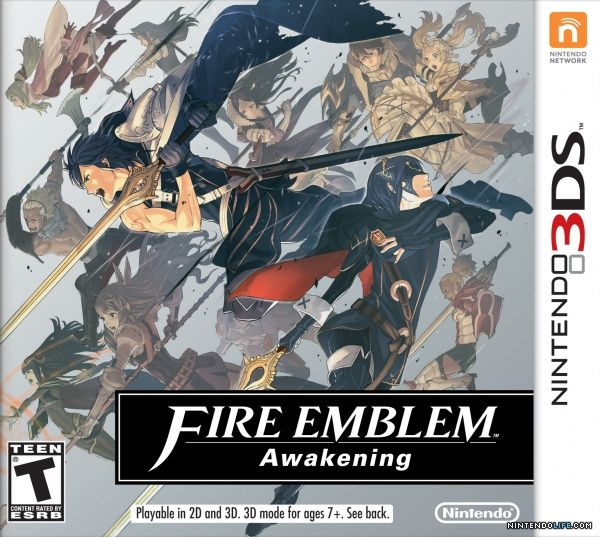Obviously Fire Emblem is a long-lived franchise with roots all the way back to the NES but this latest game, Fire Emblem: Awakening, may just be the best entry in the series. Description from hbhud.com. I searched for this on bing.com/images