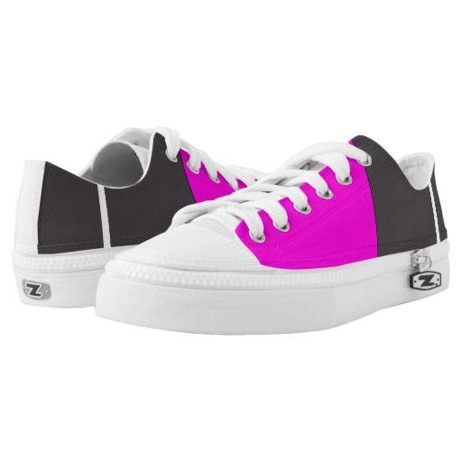 Fushia Printed Shoes