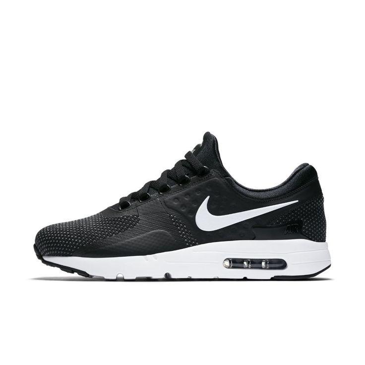 Nike Air Max Zero Essential Men's Shoe Size 11.5 (Black) - Clearance Sale