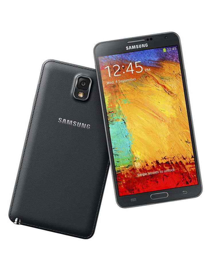 Samsung Galaxy Note 3 III  (Latest Model) - 32gb unlocked #Samsung #TouchScreen