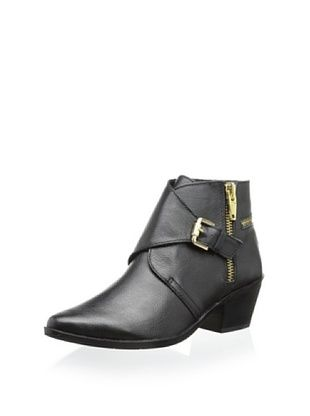 50% OFF DV by Dolce Vita Women's Kenzie Boot (Black Leather)