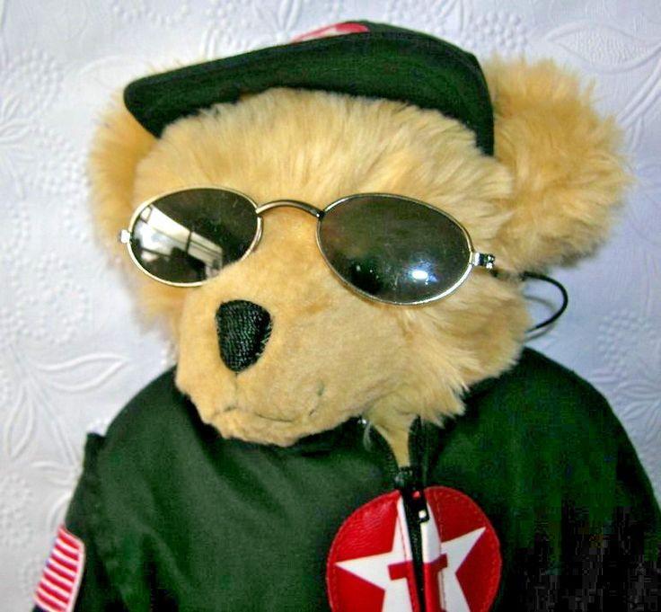 "Speedy The Texaco Havoline Racing Bear in Racing Suit   * New in Box  17.5"" Tall | Sports Mem, Cards & Fan Shop, Fan Apparel & Souvenirs, Racing-NASCAR | eBay!"