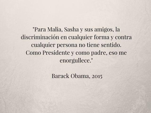 Se han despedido los Obama.  Durante sus ocho años en la Casa Blanca, el Presidente Barack Obama y la primera dama Michelle Obama han compartido con el pueblo estadounidense y con el mundo entero.