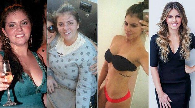 Mineira emagrece 25 kg em 1 ano após ouvir de amigas que estava gorda no biquíni - Bolsa de Mulher