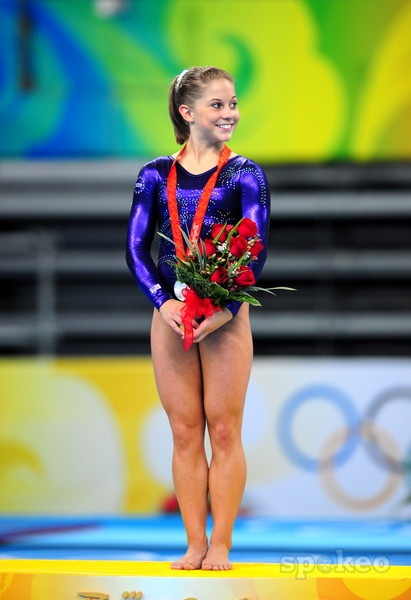 Lord, I pray for Shawn Johnson, the olympic gymnast. Help her see you and bring people into her life that will help her see you. Help her and guide her, please Lord.
