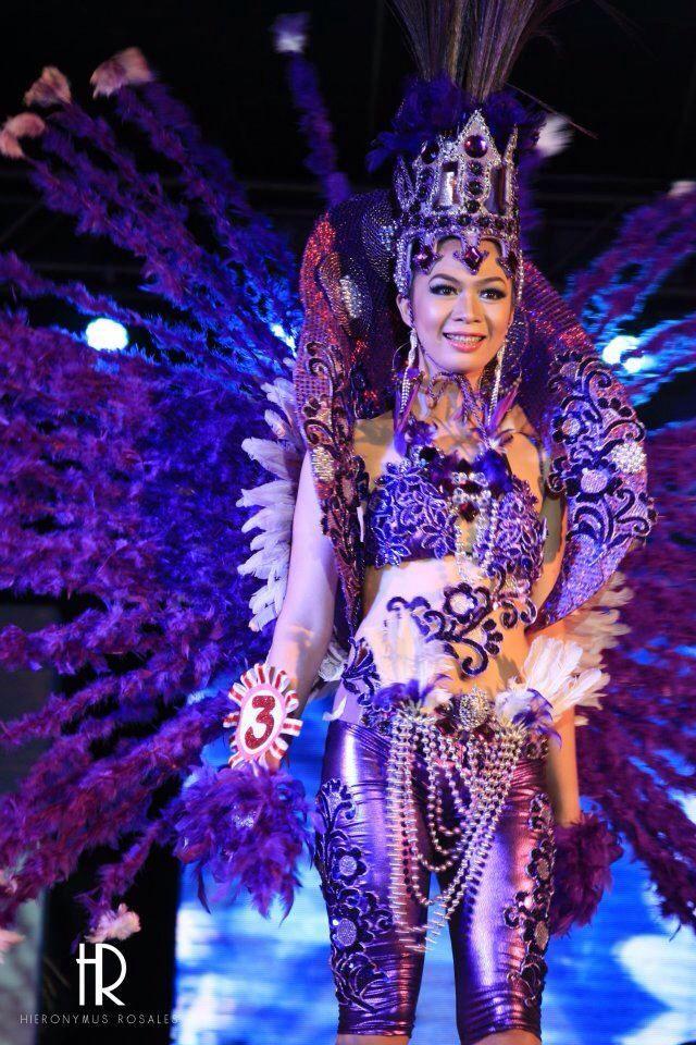 Brazilian carnival costume | Contains Art