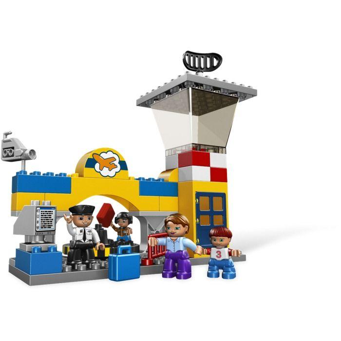 LEGO Airport Set 5595 | Brick Owl - LEGO Marketplace