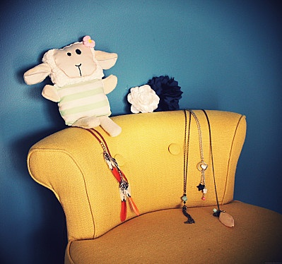 Mouton end-bijou