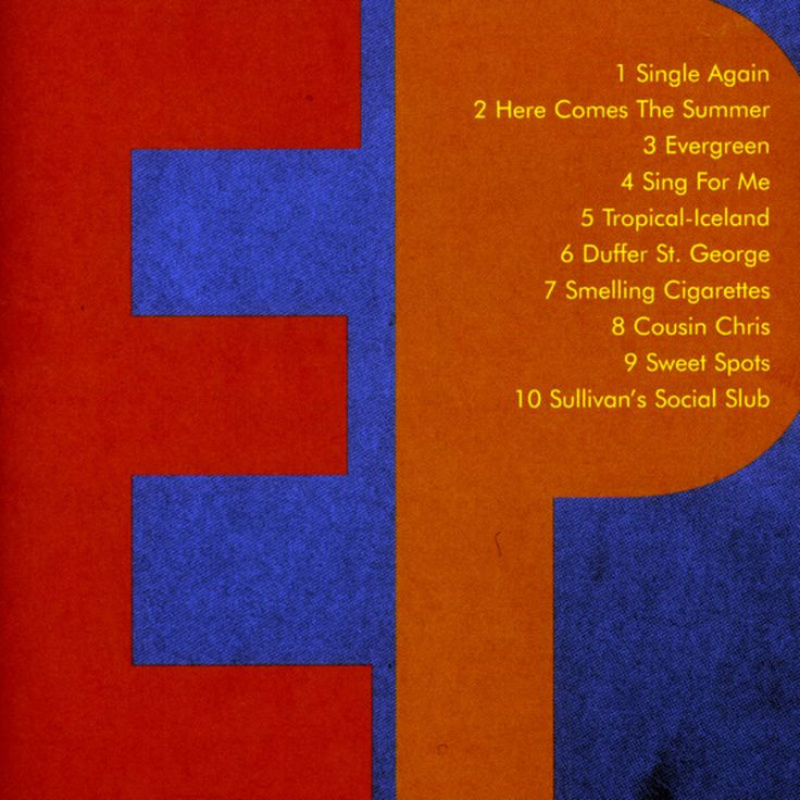 """The Fiery Furnaces """"EP"""""""