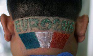 Euro 2016 quiz: whose hair or beard is this?