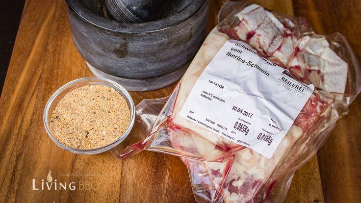 Gegrilltes Iberico Kotelett mit leckerer Gewürzmischung (Rub)_Iberico Kotelett 9 von 27_iberico kotelett