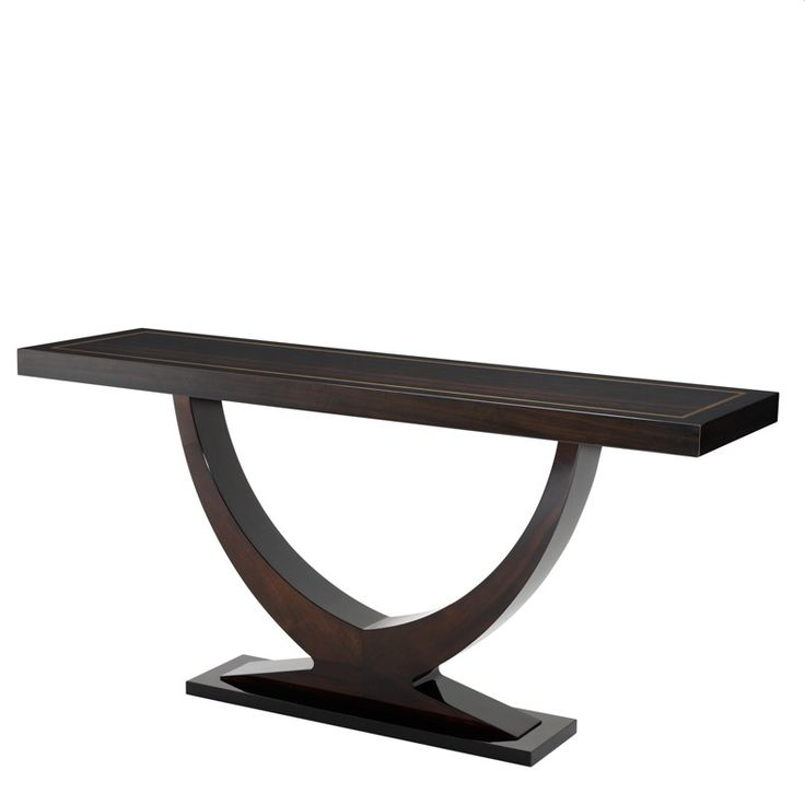 UNGARO CONSOLE TABLE