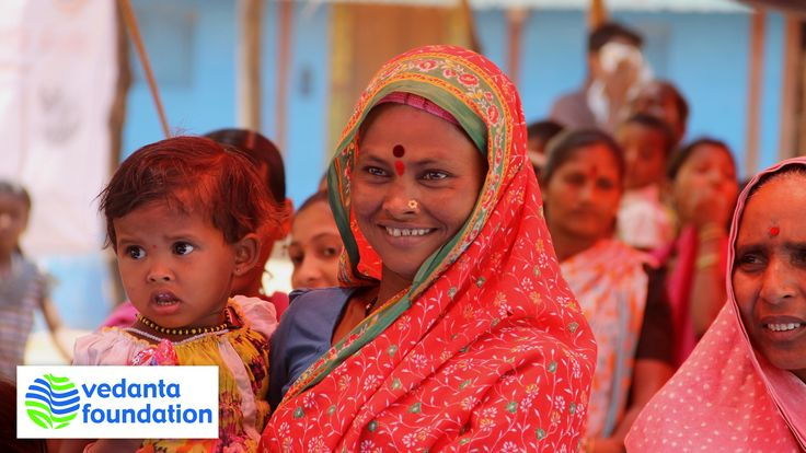 Women Empowerment and Child Education are some of Vedanta Foundation's top priorities towards a better future for India. #WomenEmpowerment #Education #Future #India #Vedanta