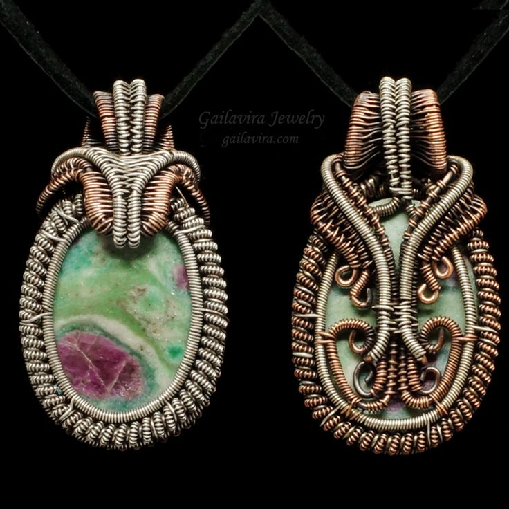 805 best Draht images on Pinterest   Jewelery, Wire wrapped ...