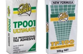 Tile Adhesives Guide - Tile Power Limited Pty Ltd.