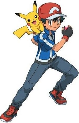 Pokémon et sacha