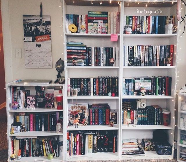 @Gracexaddison() . Cool BookshelvesBookshelf ...