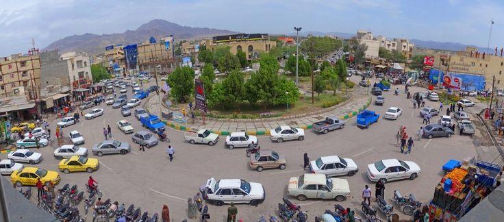 Nahverkehr und Personentransport im Iran