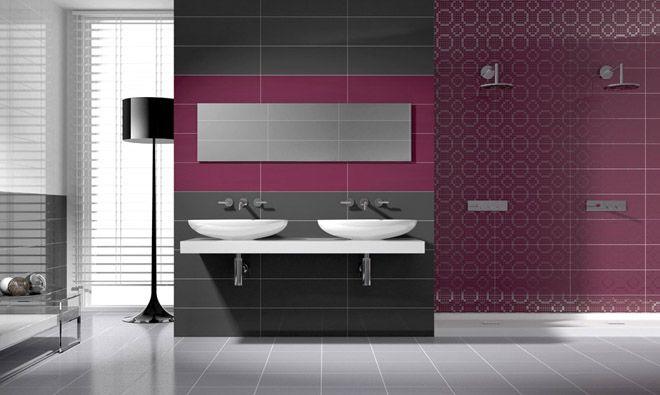 Lenceria De Baño Materiales:Bathroom Tile