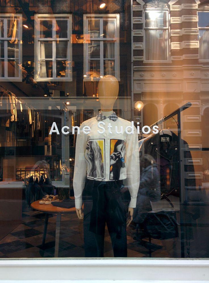 Amsterdam - de negen Straatjes   Acne Studios