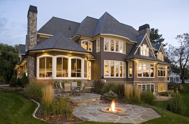 17 Best Ideas About Traditional Exterior On Pinterest