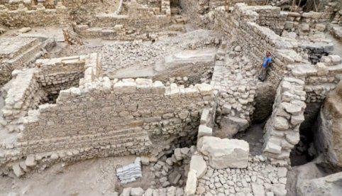 Fortaleza de la época macabea descubierta en Jerusalem después de un siglo de búsqueda
