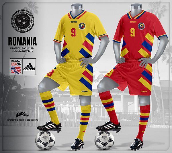 Romenia - world cup 94