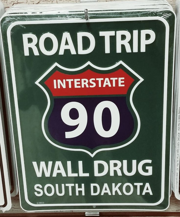 The Interstate 90 drive takes us from Minnesota to South Dakota visiting the best sights and quirky attractions along the way!