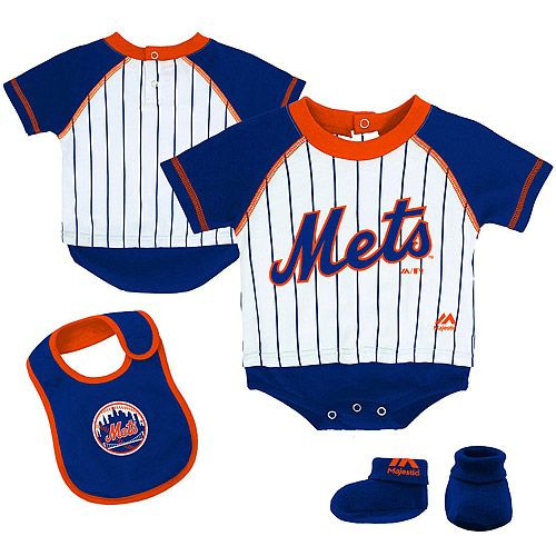 ... New York Yankees Infant Little Player Creeper 286b600f7
