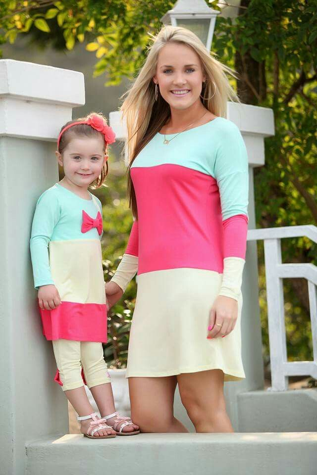 https://m.facebook.com/loveandlaceamh Mommy and Me Range by Love and Lace - Contact us : loveandlaceamh@gmail.com