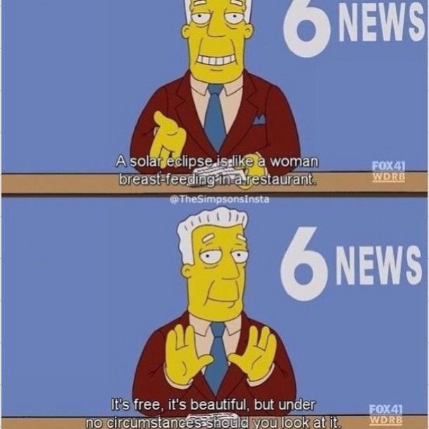 c59fc0a30362b700042e79dfb3bed181 simpsons funny the simpsons 7 best solar eclipse humor images on pinterest japanese food