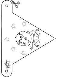 Afbeeldingsresultaat voor geboortecadeau maken met kinderen