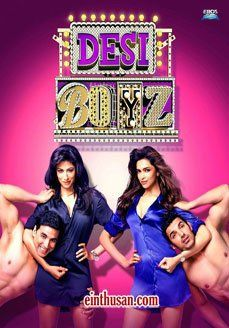 Desi Boyz Hindi Movie Online - Akshay Kumar, John Abraham and Deepika Padukone. Directed by Rohit Dhawan. Music by Pritam. 2011 [A] Blu-Ray w.eng.subs