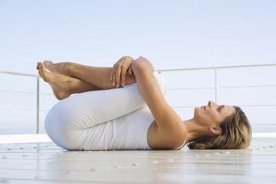 Yoga Poses for Ovarian Cysts , GONNA TRY THIS. maybe itll help :)