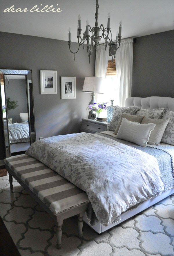 We love the addition of this fabulous standing mirror from @homegoods in our guest bedroom. #sponsored #homegoodshappy #happybydesign