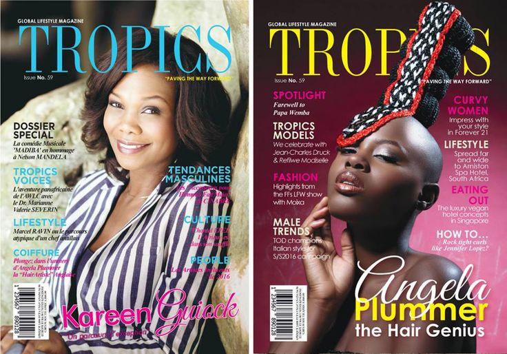 Communiqué : TROPICS Magazine publie la liste des #AfricanDOers de 2016 www.tropics-magaz... via @TropicsMagazine • #TropicsMagazine #AfricanDOers #Afrique #Africa #Entrepreneur #Innovators #SheLeadsAfrica #Womeneur #Amazing #Style #Magazine #Prints #Journalist #Style #Fashion #Beauty #Lifestyle #Makeup #Luxury