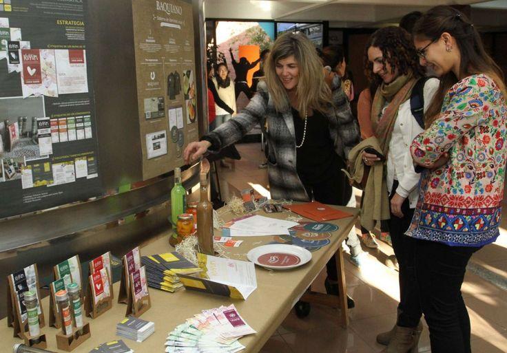 Turismo de Mendoza mostró los avances de la acción conjunta con la Facultad de Artes y Diseño de la UNC